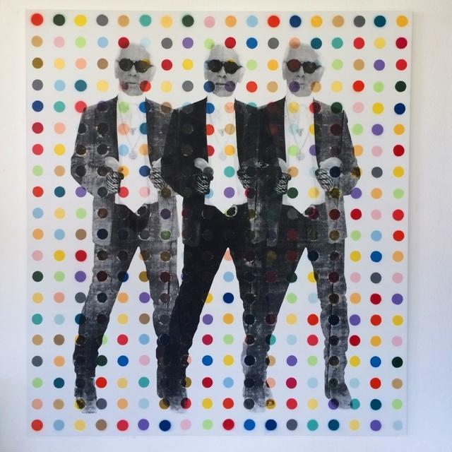 , 'Karl Dots,' 2016, Art Angels
