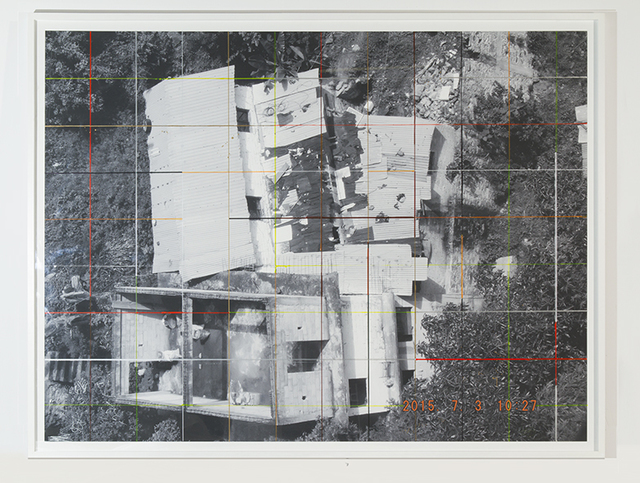 , 'VISTA SATELITAL ,' , Galería Tiro Al Blanco