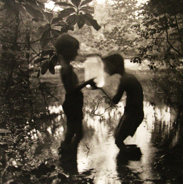 , 'Fireflies,' 1992, G. Gibson Gallery