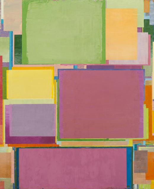 , 'Den Tisch in die Ecke stellen 61 将桌子置于角落 61,' 2017, PIFO Gallery
