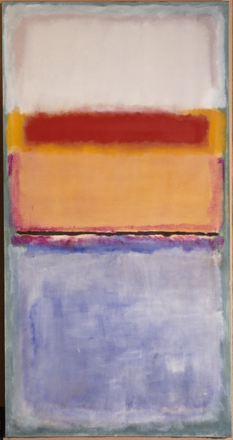 , '#10,' 1952, Seattle Art Museum