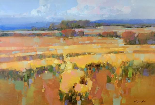 Vahe Yeremyan, 'Meadow of Flowers', 2018, Vayer Art