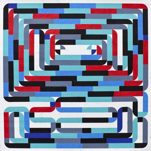 , '1976,' 2013, Galerie Meyer Kainer