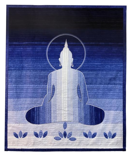 , 'Buddha,' 2017, Primo Marella Gallery