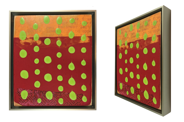 , 'Polka Dots No. 16,' 2016, FP Contemporary