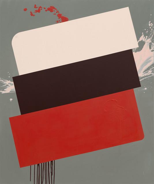 , 'Keeping Secrets 3,' 2014, Galerie Kleindienst