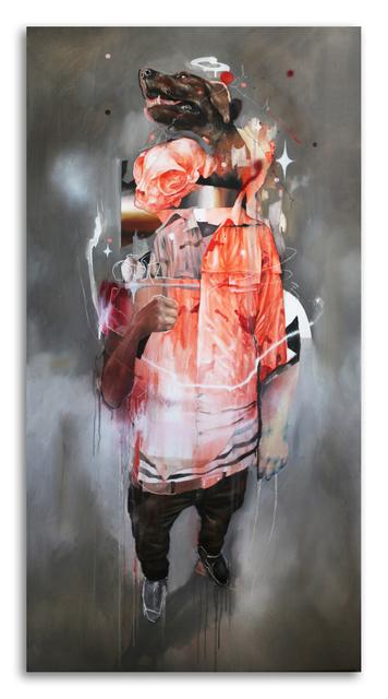 , ''Wanderer',' 2015, StolenSpace Gallery