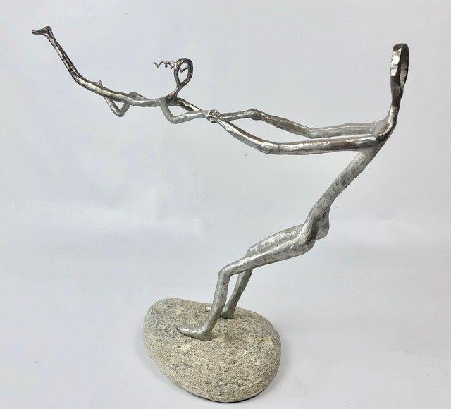 , 'Swinging Jenny,' 1996, International Sculpture Center