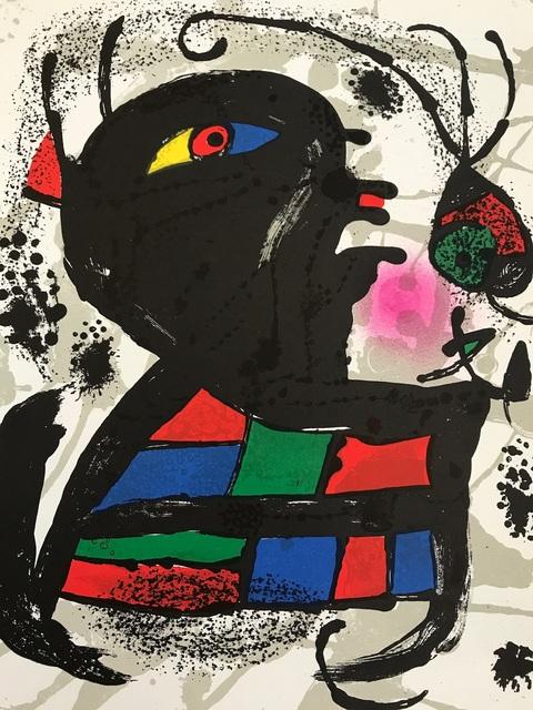 Joan Miró, 'L'oiseau ', 1972, Marumo