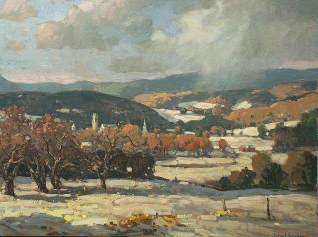 , 'Snow Squall,' , J. Cacciola Gallery