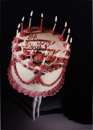 Laurie Simmons, 'Walking Cake II (Colour),' 1989, Phillips: 20th Century and Contemporary Art Day Sale (February 2017)