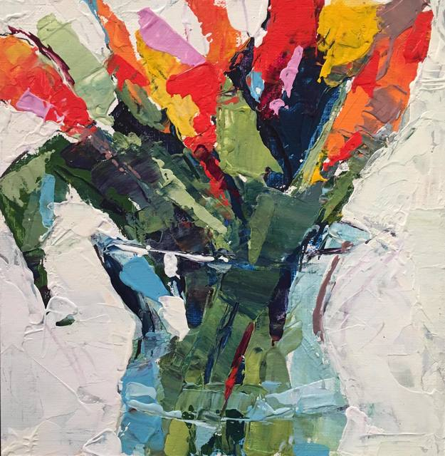 , 'Tulips ,' ca. 2018, Copley Society of Art