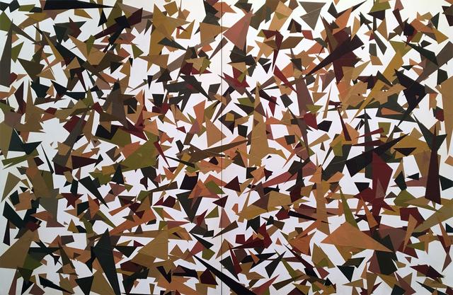 , 'Hazel,' 2017, Pentimenti Gallery