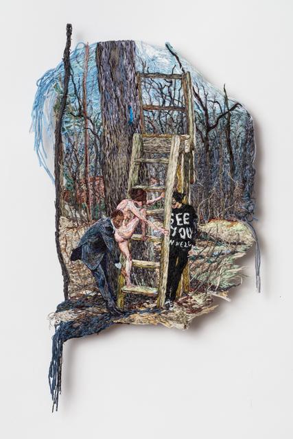 , 'See You in Hell ,' 2017, Bernice Steinbaum Gallery