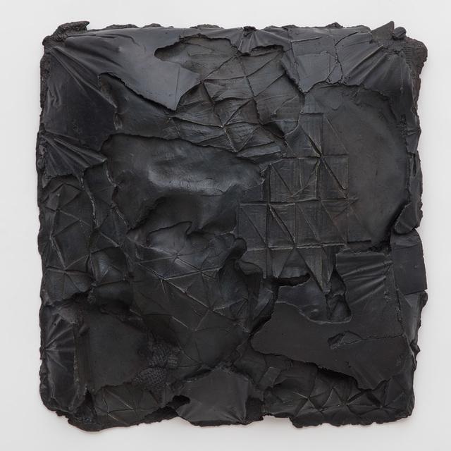, 'Convex (Black) AP,' 2016, Sears-Peyton Gallery