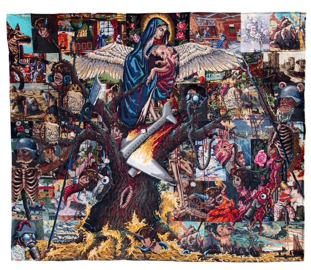 , 'La Vierge au foetus,' 2014, LKFF