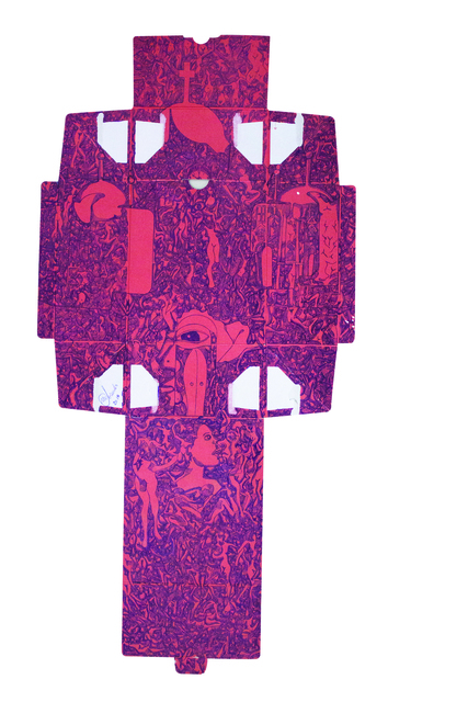 RODRIGO MABUNDA, 'Senhor da Pedra', 2018, Arte de Gema
