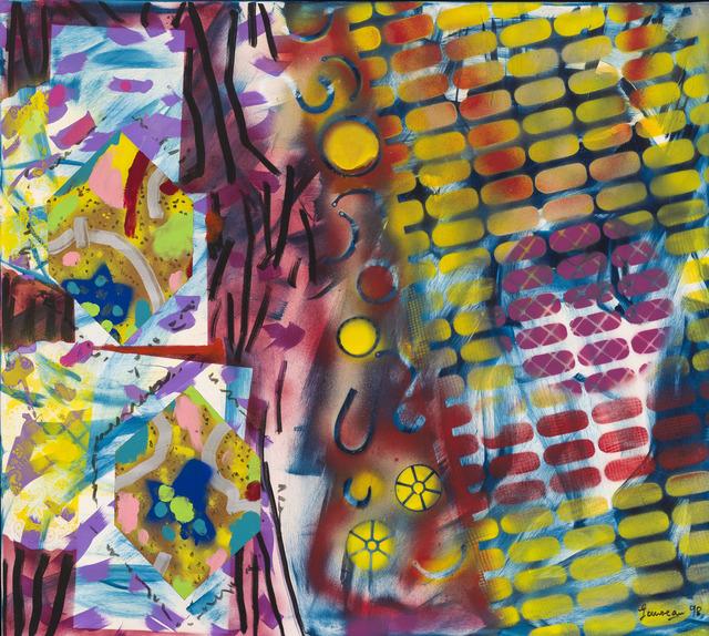 , 'Acte risqué,' 1998, Galerie Simon Blais