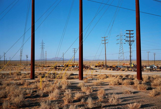 , 'Electricity, Four Corners, California,' 1993, Blain | Southern