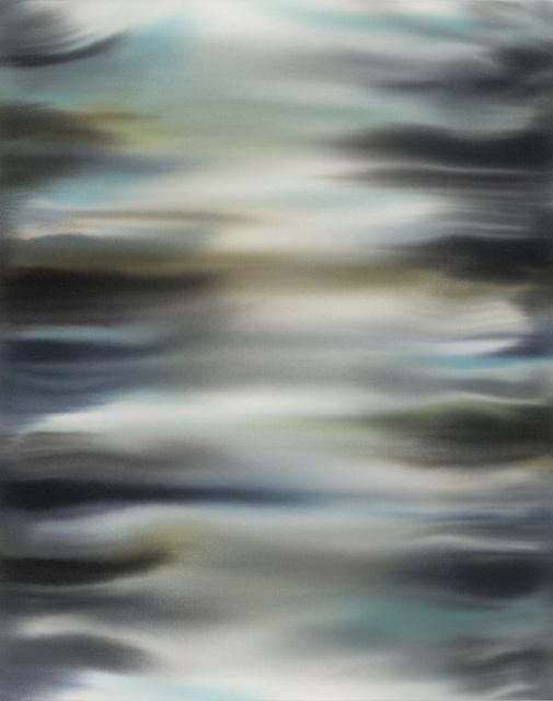, 'Eau courante #1,' 2017, Galerie Antoine Ertaskiran