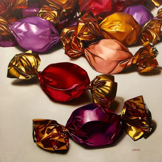 , ' Precious Gems,' 2018, Woodward Gallery