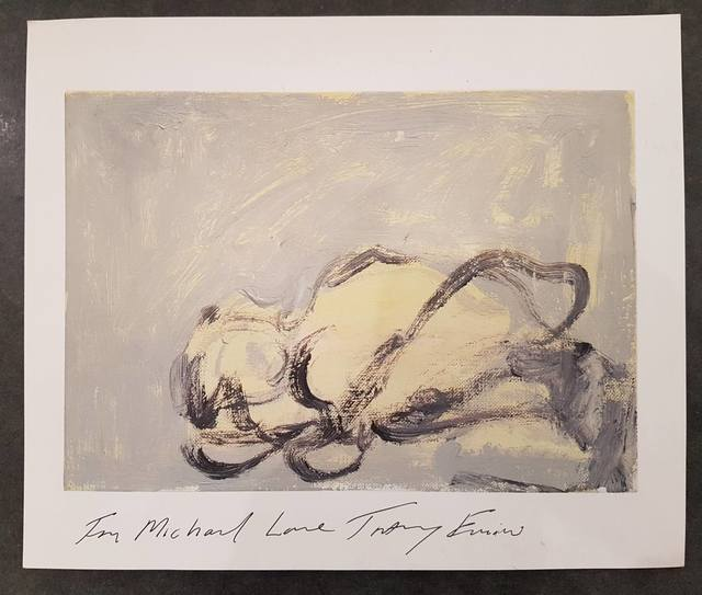 Tracey Emin, 'Trying to Find You', 2008, Hidden