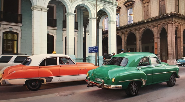 , 'Ave del Puerto, Havana,' 2018, Louis K. Meisel Gallery