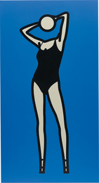 Julian Opie, 'This Is Monique. 08,' 2004, Phillips: 20th Century and Contemporary Art Day Sale (February 2017)