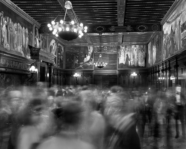 , 'Save Venice's Capriccio Veneziano - Edwin Austin Abbey Room - Boston Public Library,' 2014, Jackson Fine Art