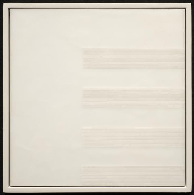 , ''Untitled' (4 Lines),' 2016, Aaron Payne Fine Art