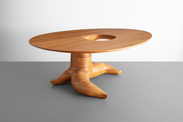 Wendell Castle, 'Dining Table', 1969, R & Company