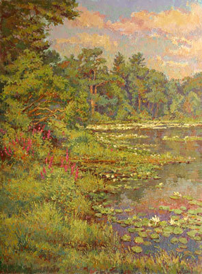 , '  Jennings Pond ,' 2005, Salomon Arts Gallery