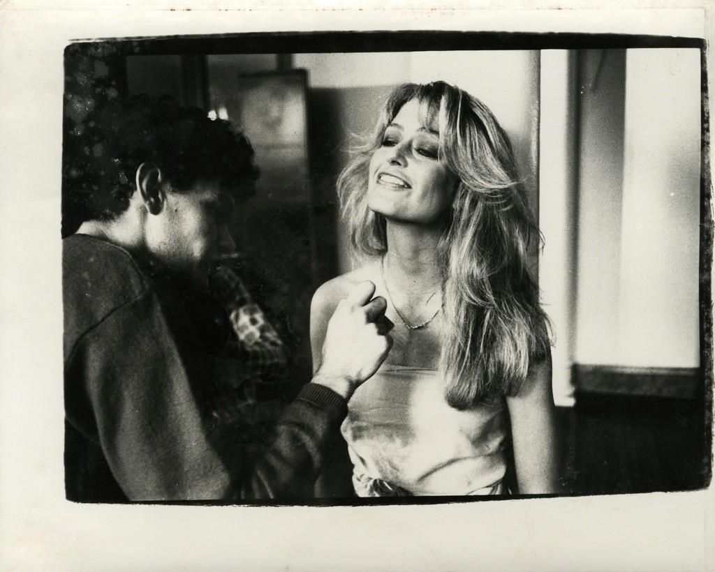 Andy Warhol | Andy Warhol, Photograph of Farrah Fawcett Majors, 1979 ...