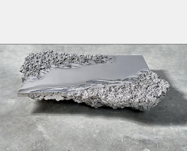 , 'Synthesis Monolith Coffee Table (aluminum),' 2017, Gallery ALL
