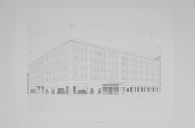 , 'Metropolitan Hotel,' 2015-2016, Grey Noise