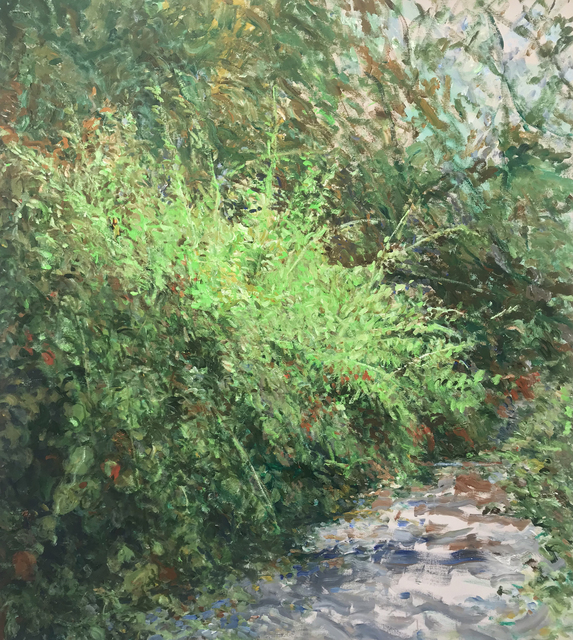 , 'Barbara's Garden #3,' , Maybaum Gallery