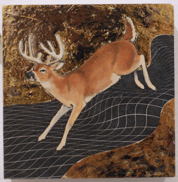 , 'Summer Buck,' 2019, Deep Space Gallery