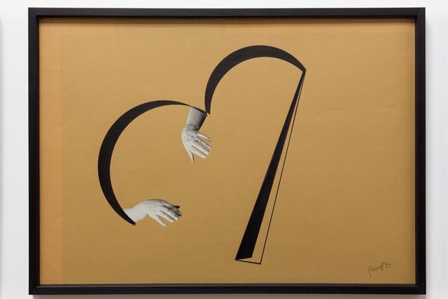 , 'Ritratto Analogico,' 1973, Tiziana Di Caro