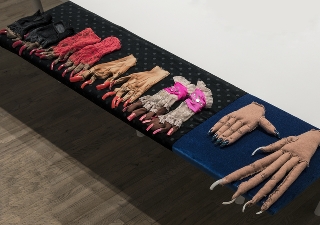 , 'Performance Gloves,' 2009-2016, Postmasters Gallery