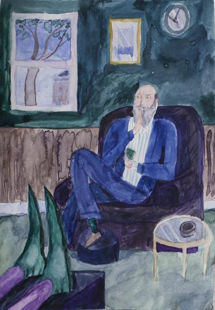 , 'Downtown Analysis,' 2017, Galleri Magnus Karlsson