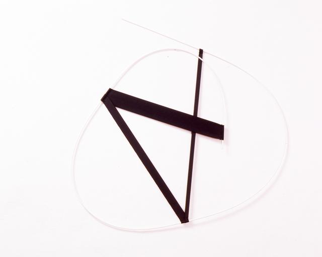 , 'NO BOUNDARIES,' 1988, Galerie Hubert Winter