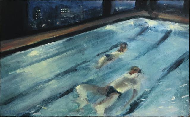 Oda Tungodden, 'Pool on the 5th Floor ', 2019, 99 Loop Gallery