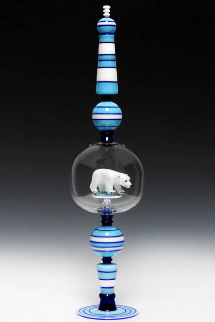 , 'Polar Bear Bottle,' , Chesterfield Gallery