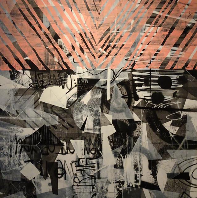 , 'Pink Supreme,' 2017, Sopa Fine Arts