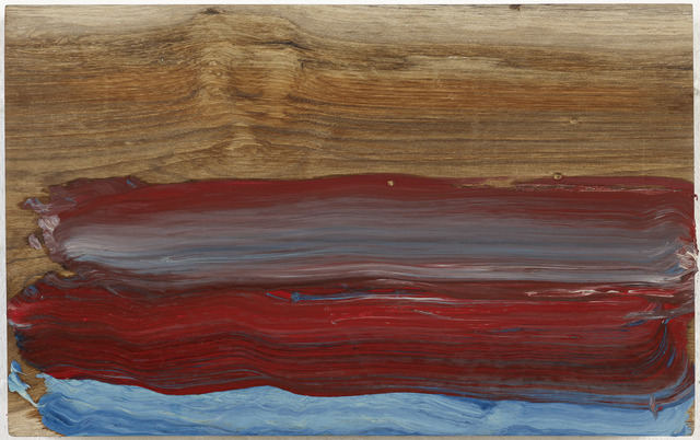 Howard Hodgkin, 'The Sea, Goa,' 2013, Gagosian