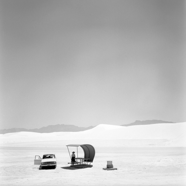 , 'Smithson Kleihauer Estate - White Sands,' , Wall Space Gallery