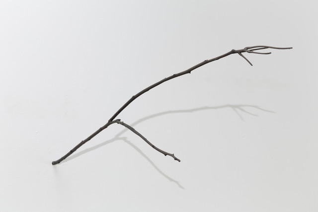 , 'The Sumac is Like the Cherry Blossom Branch,' 2013, kaufmann repetto