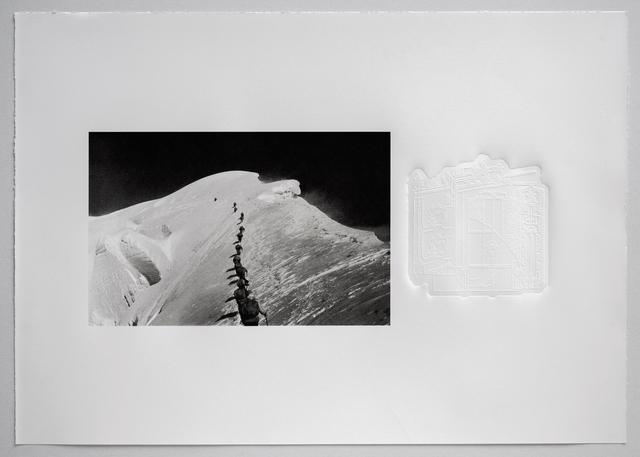 Taus Makhacheva, 'Travel report № 0172931 (3 sheet)', 2019, Shaltai Editions