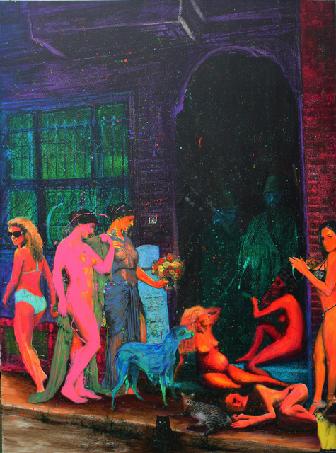, 'Gizli Aşk,' 2009, Anna Laudel