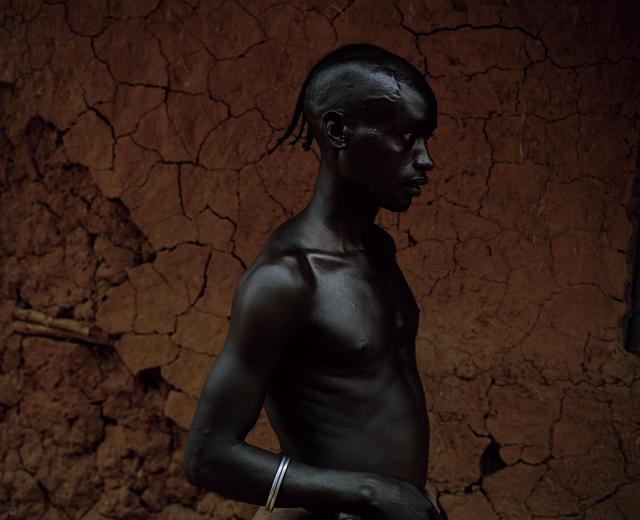 , 'Hamar Warrior, Omo River Valley, Ethiopia,' 2013, Francesca Maffeo Gallery